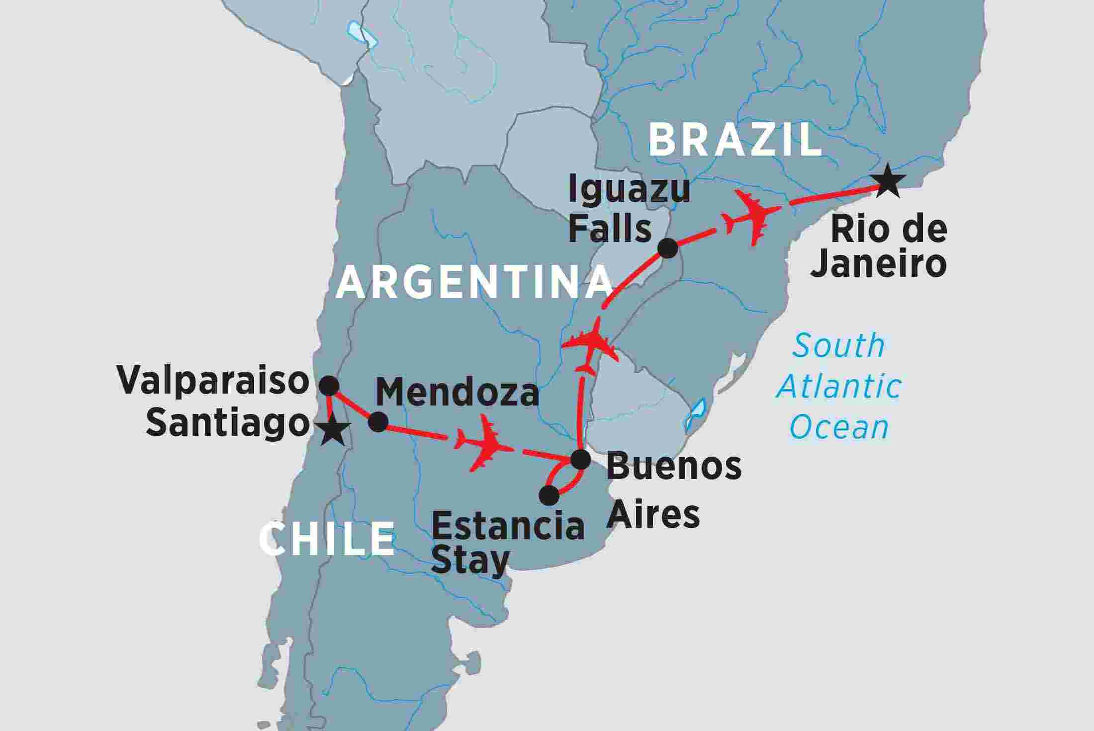 Chile, Argentina & zil | Peregrine Adventures NZ on