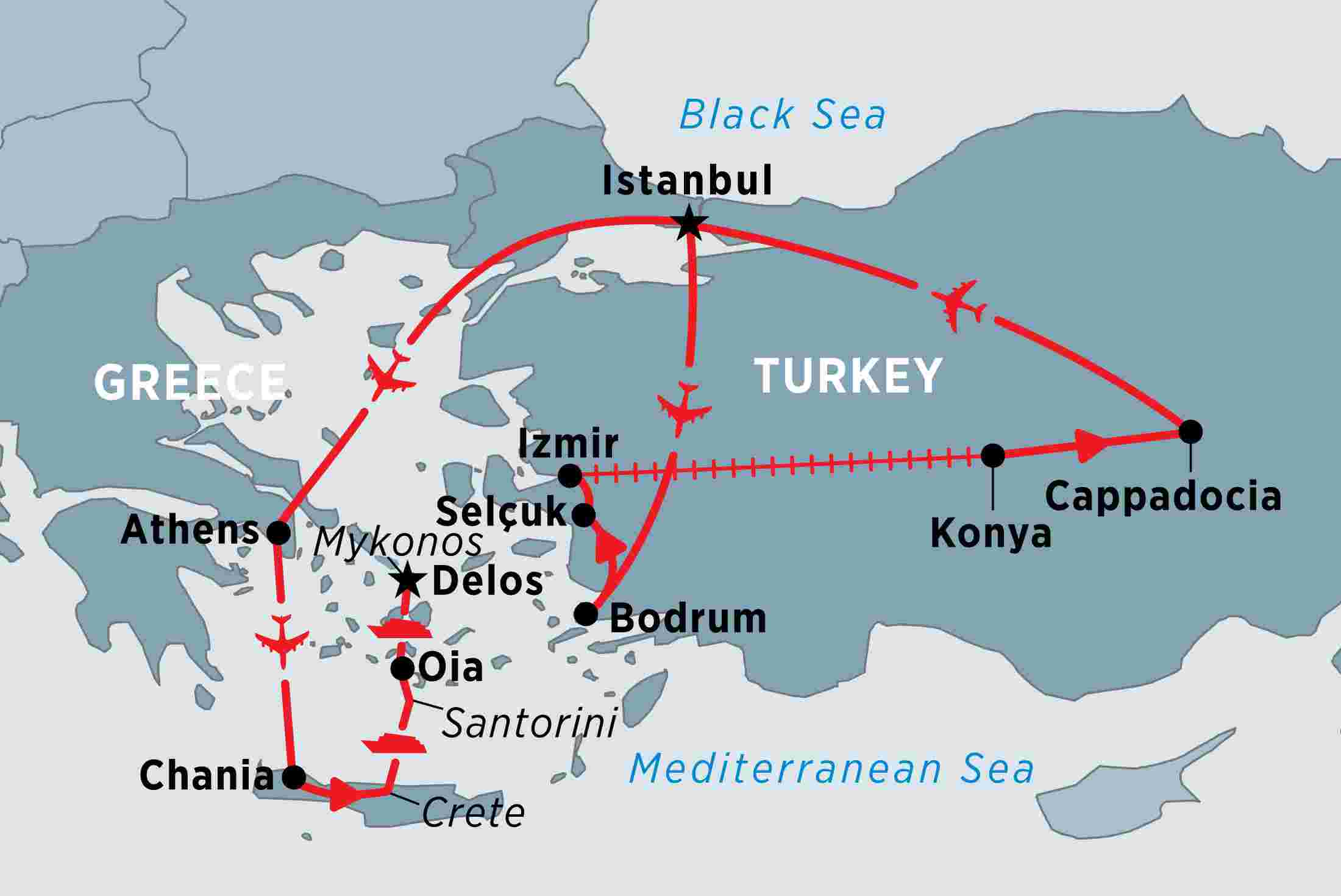 classical turkey the greek islands peregrine adventures au