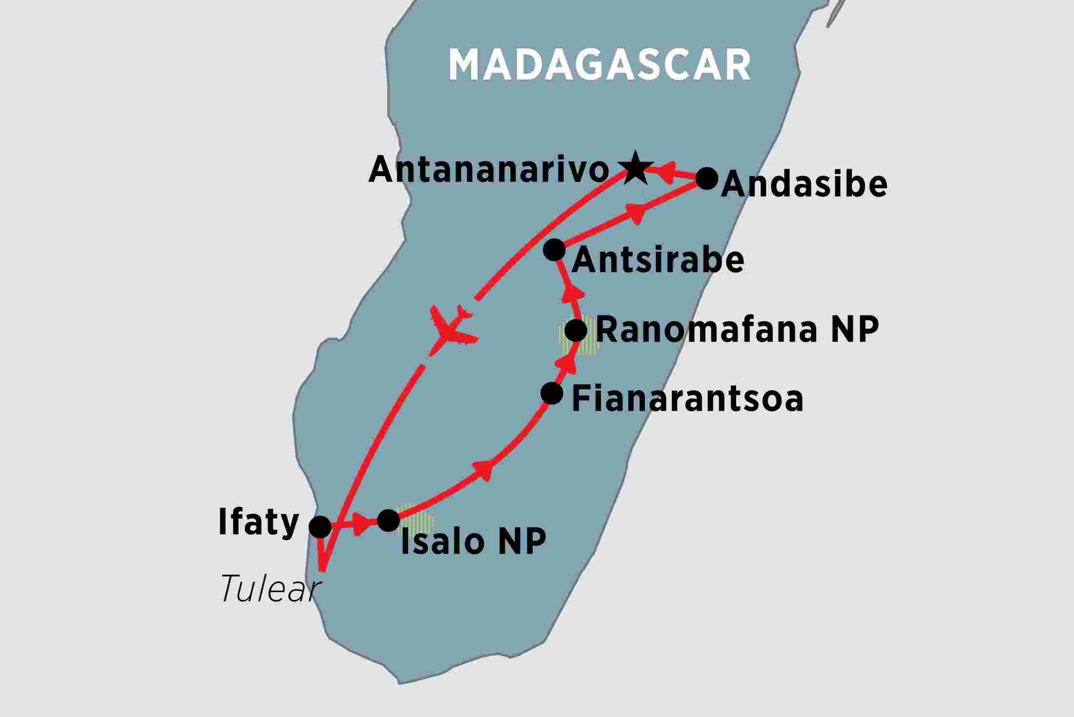 Magic of Madagascar overview | Magic of Madagascar