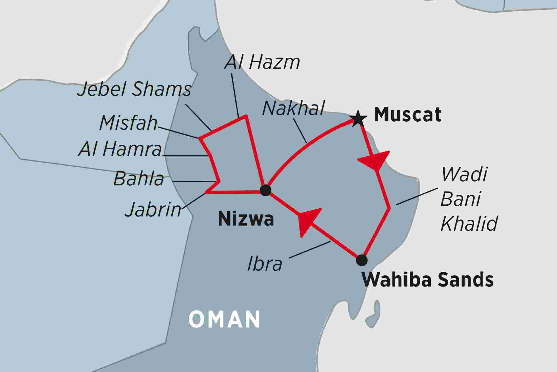 A Taste of Oman overview | A Taste of Oman EN-NZ