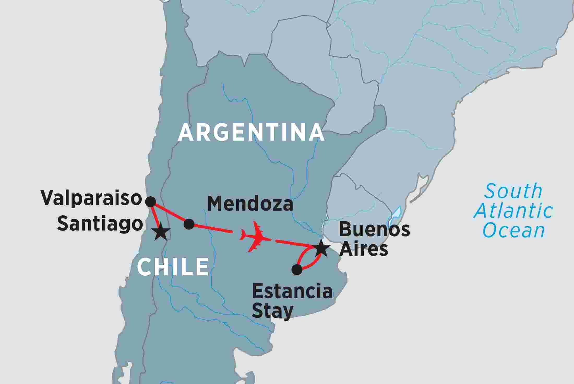 Chile & Argentina | Peregrine Adventures AU